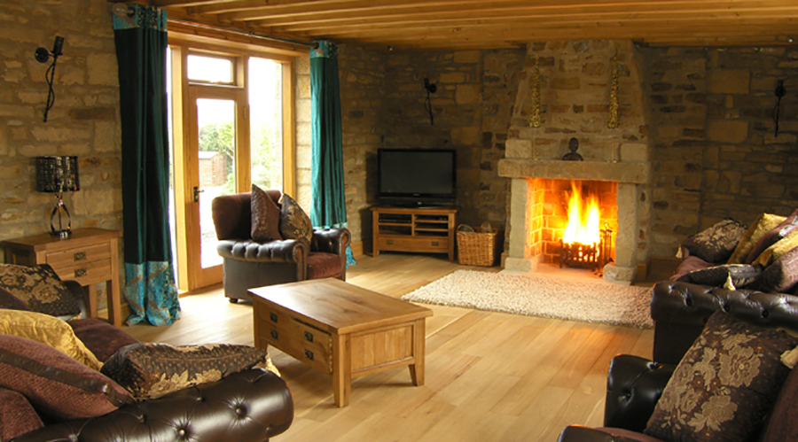 Gilling old mill cottages north yorkshire dales the for Best restaurants with rooms yorkshire dales